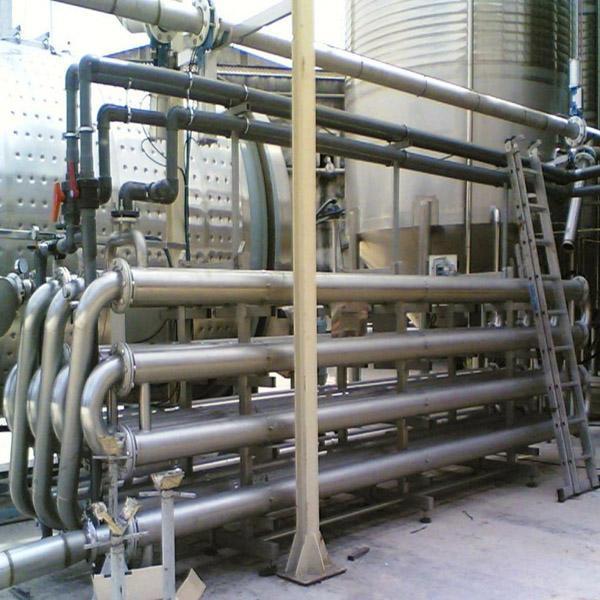 intercambiador de refrigeración
