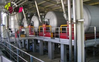 Fabricantes maquinaria vitivinícola
