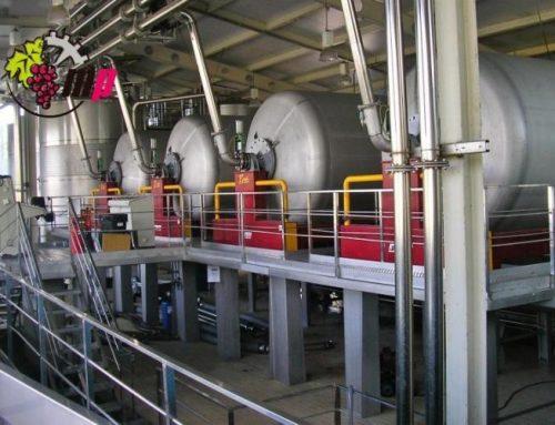 Metalúrgica del Penedés, somos fabricantes de maquinaria vitivinícola de última generación