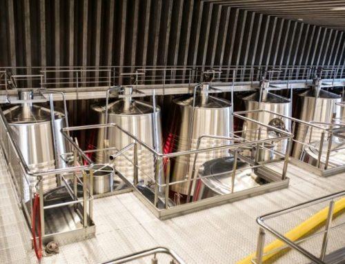 Per què és important el dipòsit de fermentació en l'elaboració del vi?