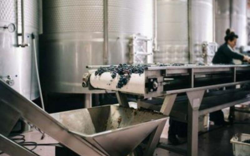 maquinària per a cellers de vi